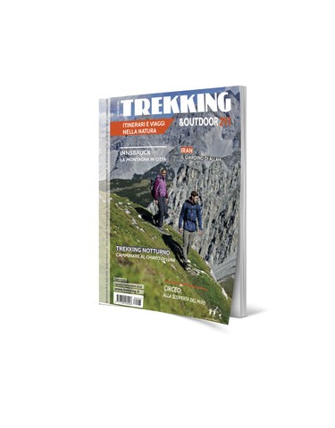 TREKKING&Outdoor n. 297 - Agosto / Settembre - Digital Edition