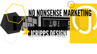 Image of branded slide for JCripps Design No Nonsense Marketing