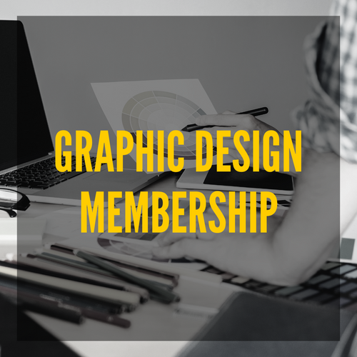 Image of Graphic Design Membership services.