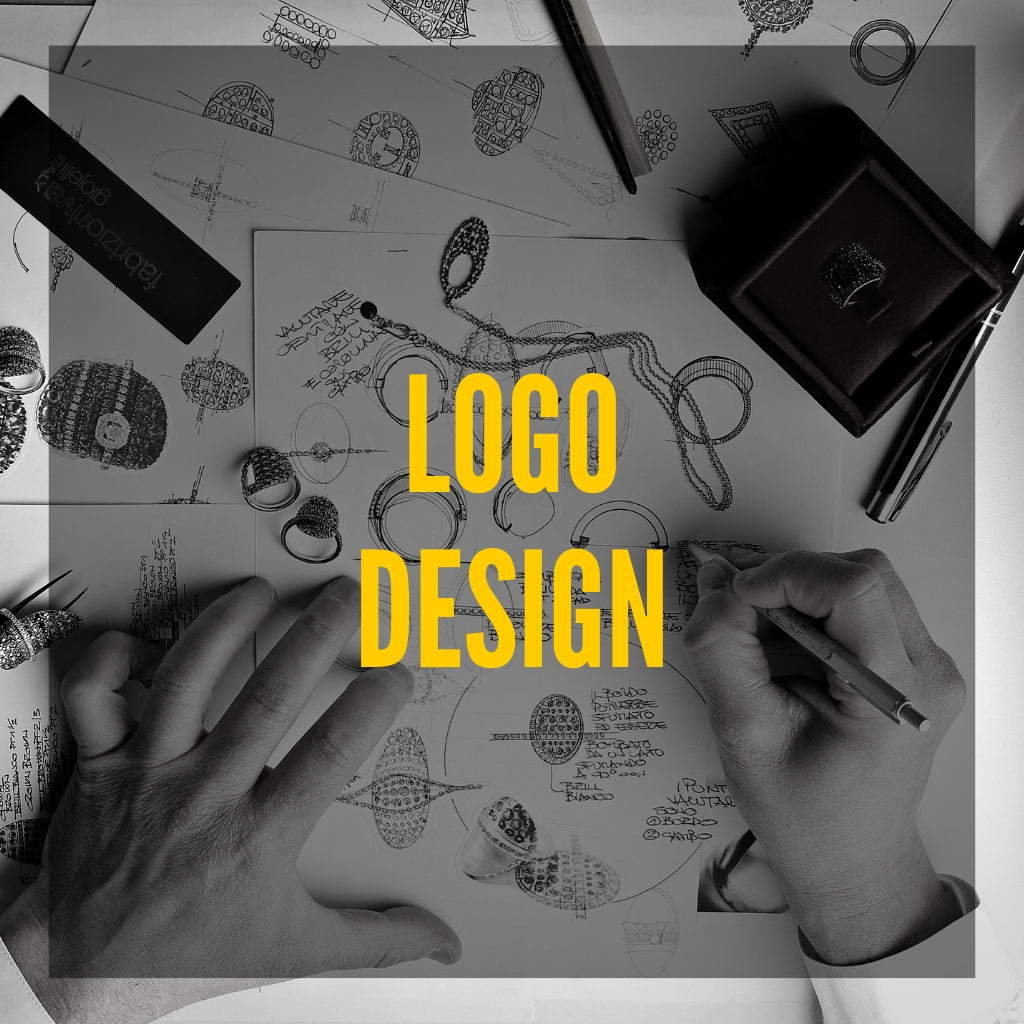 Image of logo design services.