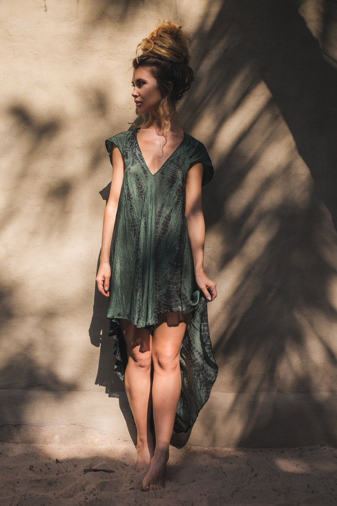 Lana Dress • Tourmaline