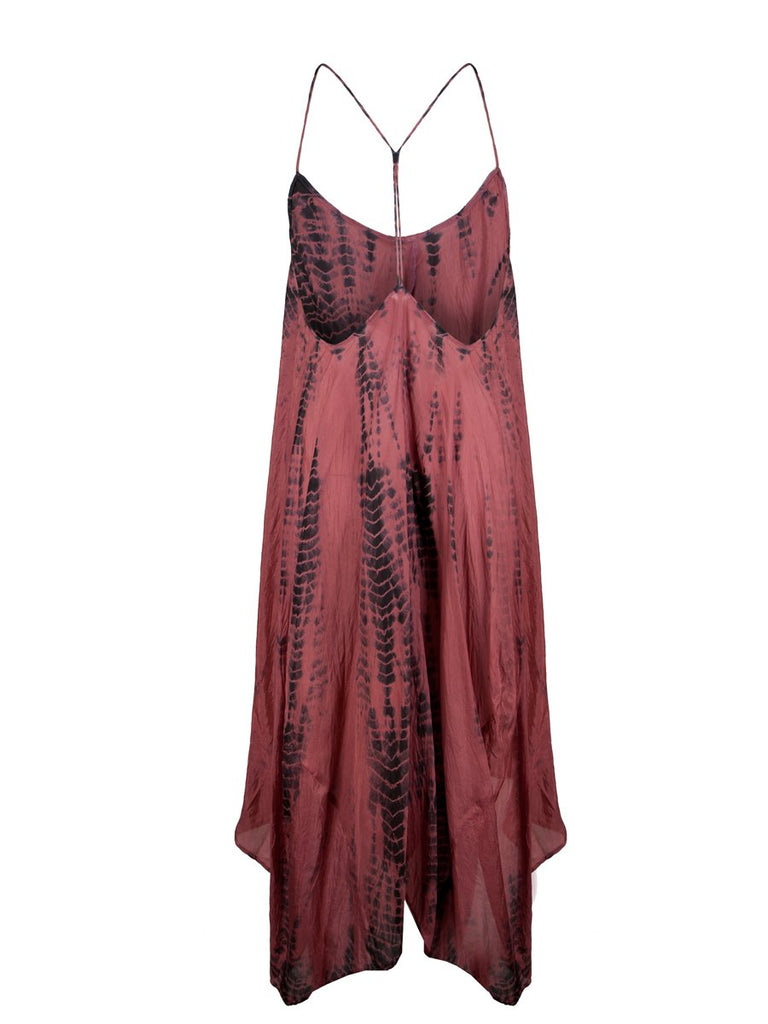 Zen Dress • Masala Tie Dye