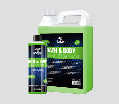 Tonyin Bath & Body Car Shampoo
