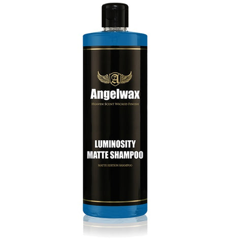 Angelwax Luminosity Shampoo 500ml – Speciality Matte Shampoo