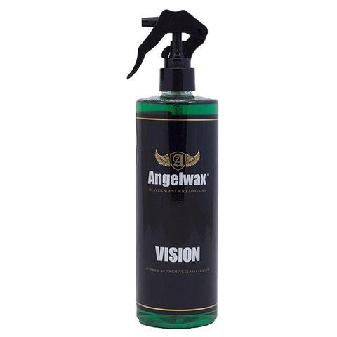 Angelwax Vision 500ml Superior Automotive Glass Cleaner