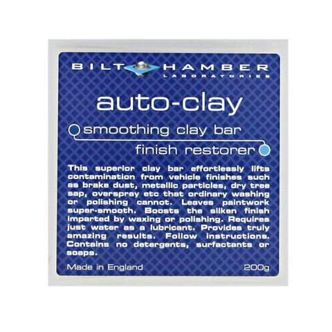 Bilt Hamber Auto Clay Bar Soft 200g