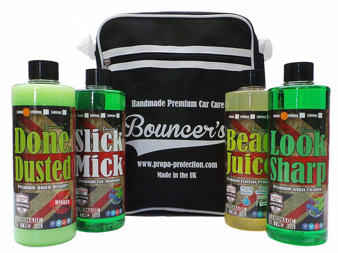 Bouncer's Exterior Maintenance Kit with Bag