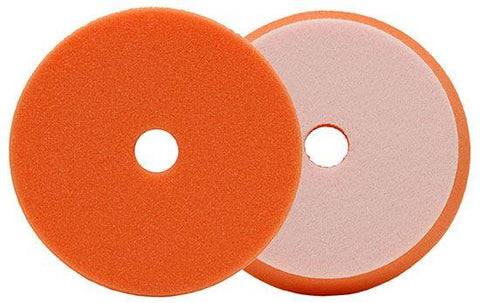 Buff and Shine URO-CELL Orange Medium Polishing Pad (5 inch)