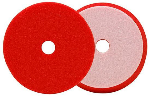 Buff and Shine URO-CELL Red Finishing Pad (5 inch)