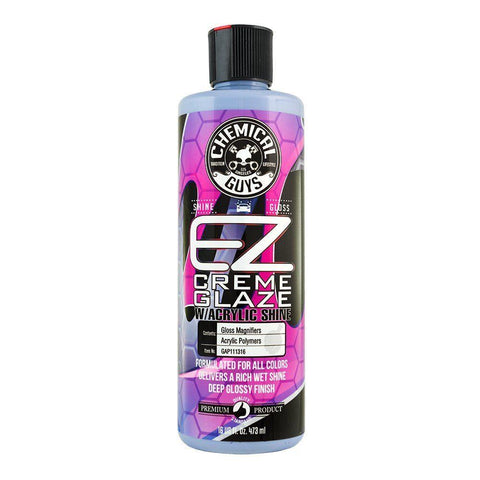 Chemical Guys EZ Creme Glaze 16oz