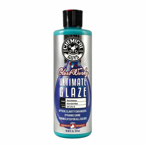 Chemical Guys Glossworkz Ultimate Glaze 16 oz