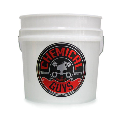 Chemical Guys Heavy Duty Detailing Bucket (4.5 Gal)