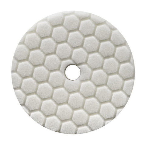 Chemical Guys Hex-Logic Quantum White Medium Polishing Pad