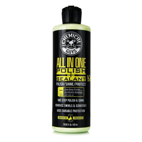 Chemical Guys V4 All In One (Polish, Shine + Sealant) 16 oz