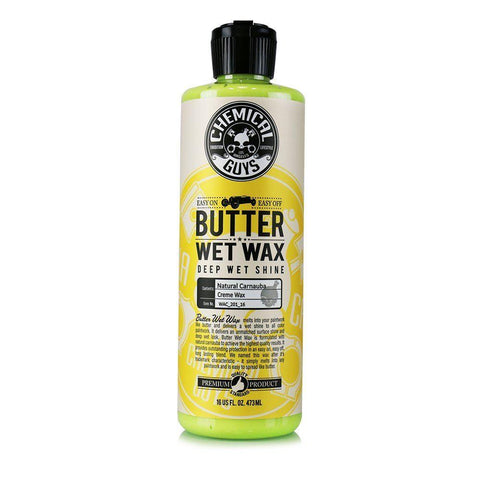 Chemical Guys Vintage Series Butter Wet Wax 16oz