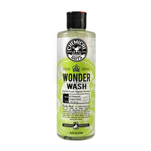 Chemical Guys Wonder Wash Car Shampoo 16oz