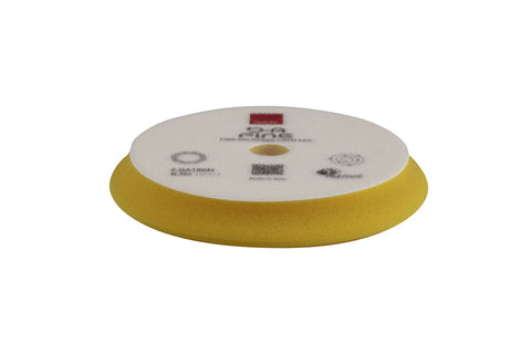 Rupes Dual Action Yellow Fine Polishing Foam Pad