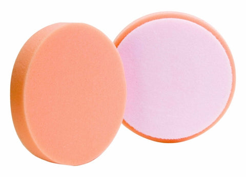 Detailing Kingdom 145mm Apricot Foam Polishing Pad (Heavy Polishing)