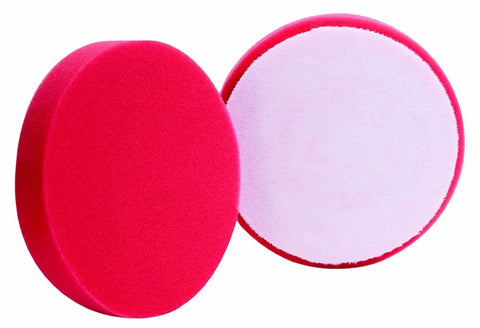 Detailing Kingdom 145mm Red Foam Polishing Pad (Finishing)