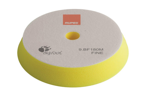 Rupes Yellow Fine Polishing Foam Pad