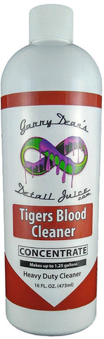 Garry Dean's Tigers Blood Cleaner