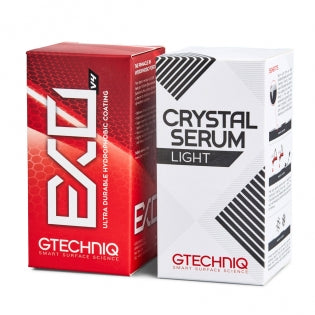 Gtechniq EXO V4 and Crystal Serum Light 30ml