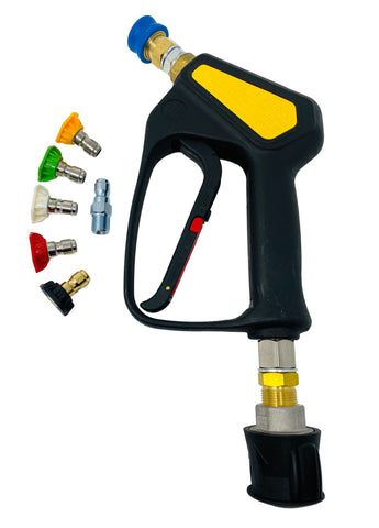 Suttner 2300 Swivel Trigger Gun with Quick Release Nozzle Kit