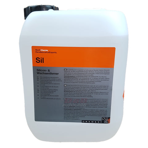 Koch Chemie Silicon and Wachsentferner - 5 Litre