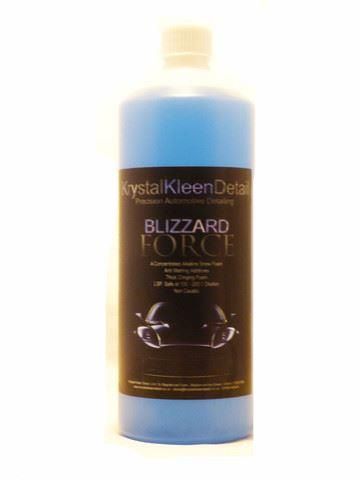 Krystal Kleen Detail Blizzard Force Snow Foam (Bubblegum)