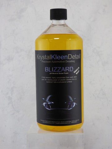 Krystal Kleen Detail Blizzard  - pH Neutral (Vanilla Whip)