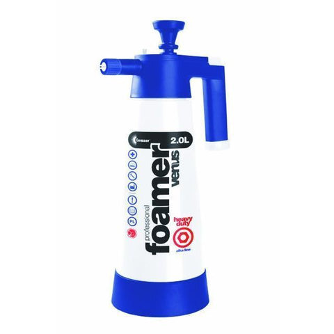 Kwazar Venus Pump Up Sprayer 2 Litre Foamer - Alkaline