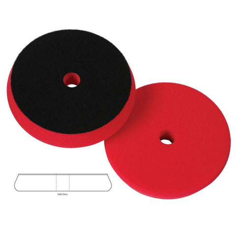 Lake Country Force Hybrid Red Final Finishing Pad