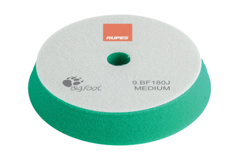 Rupes Green Medium Polishing Pad