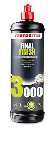 Menzerna Final Finish 3000 (PO85U)