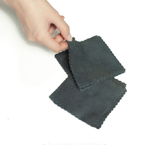 Pack of 10 Mini Micro Suede for Ceramic Coating Application