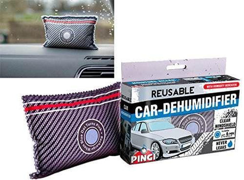 Pingi Re-usable Car Dehumidifier Bag