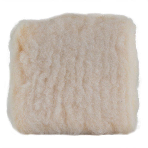 "Premium Thick Synthetic Wool Wash Pad 9""x9"""