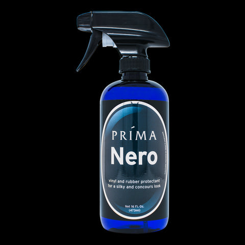Prima Nero: Interior Dressing & Protectant 16oz
