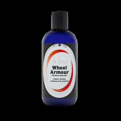 Prima Wheel Armour: Wheel Polish & Sealant 8oz