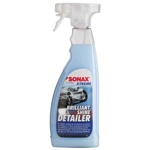 SONAX Xtreme Brilliant Shine Detailer BSD - 750ml Spray Trigger Bottle Quick Protect
