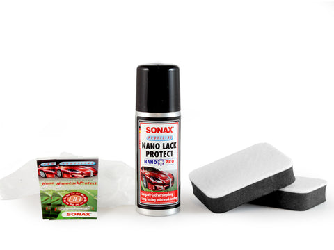 SONAX Xtreme ProfiLine Nano Paint Protect - 50ml Aerosol + Applicator
