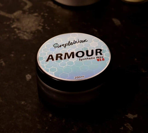 SimpleWax Armour V2  **NEW**