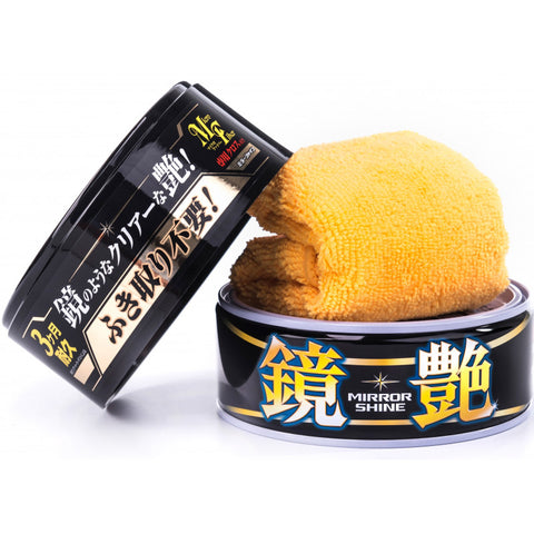 Soft99 Mirror Shine Wax Dark 200g