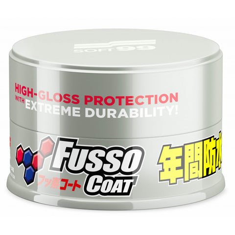 Soft99 NEW Fusso Coat 12 Months Wax Light 200g