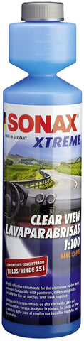Sonax Xtreme Clear View 1:100 Concentrate Nanopro 250 ml