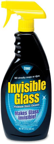 Stoner Invisible Glass Cleaner 22oz (650ml)