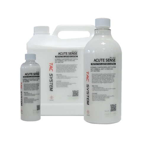 TAC Systems Acute Sense Leather Protectant