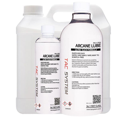 TAC Systems Arcane Lube - Dedicated Clay Bar Lubricant