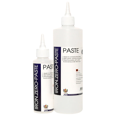TAC Systems Iron Zero Paste - pH Neutral, De-Ironiser, Brake Dust and Fallout Remover