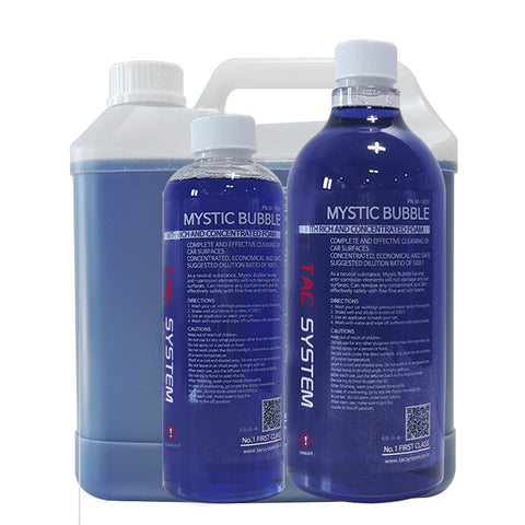TAC Systems Mystic Bubble pH Neutral Shampoo